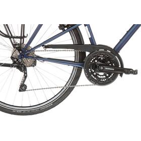 vsf fahrradmanufaktur T-300 Anglais Deore 30-speed HS33, bleu